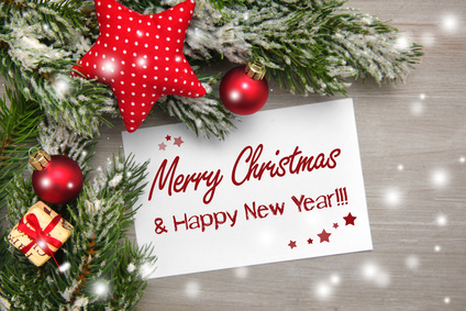 Merry Christmas & Happy New Year | News & Events | 2018, christmas ...